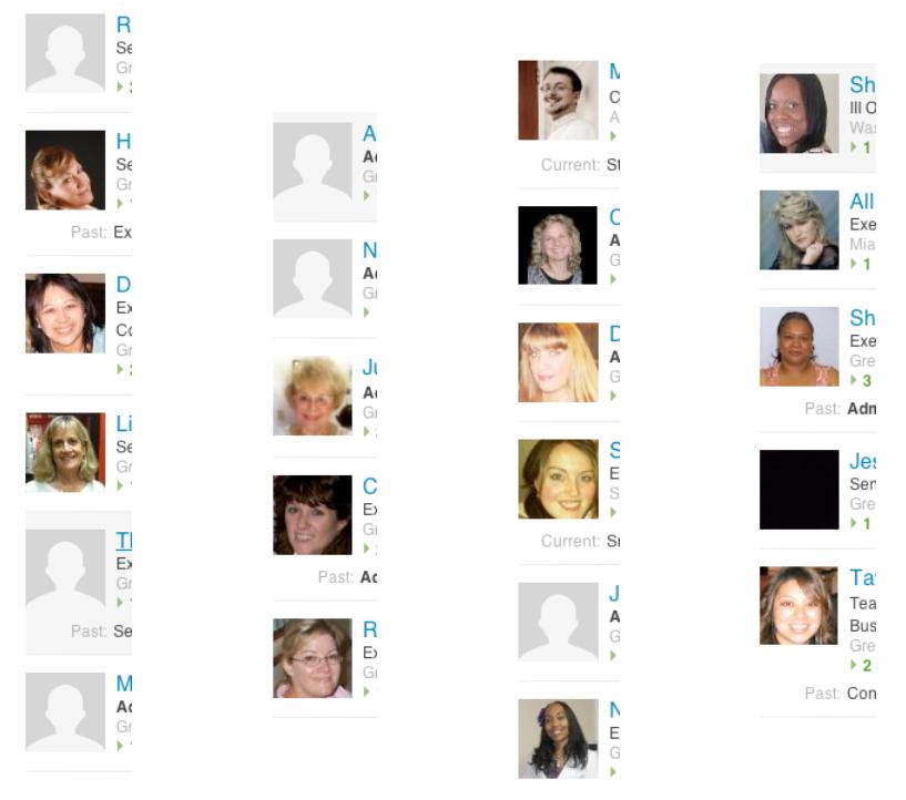 LinkedIn Profile Pics