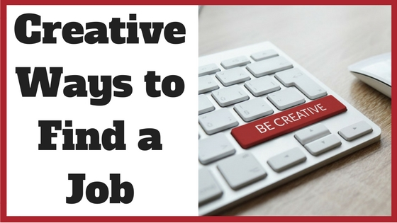 Creative Ways to Find a Job