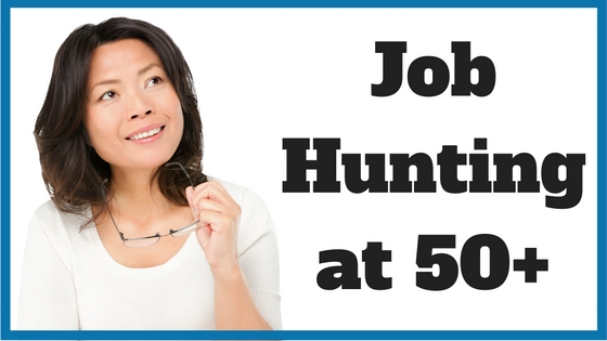 Job Hunting at 50+