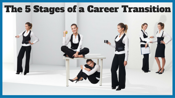The 5 Stages of a Career Transition