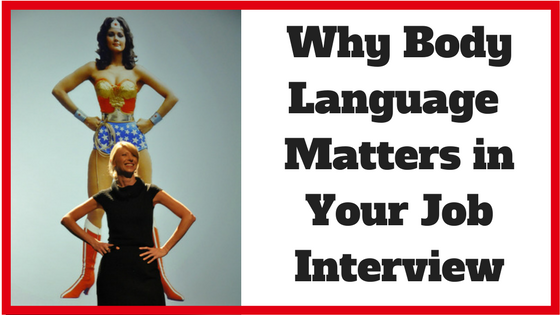 Why Body Language Matters in Your Job Interview